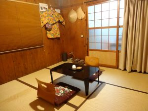 Japanese style standard room(Kojinmaly)