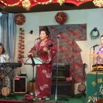 Minyo stage(Okinawan fork song livehouse)