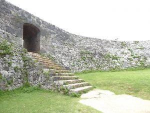 Zakimicastle ruins