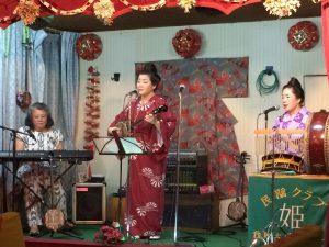 沖縄市の古民家民宿ごーやー荘から近い民謡ステージやエイサー会館。観光地とは違った沖縄の伝統芸能を楽しむ。