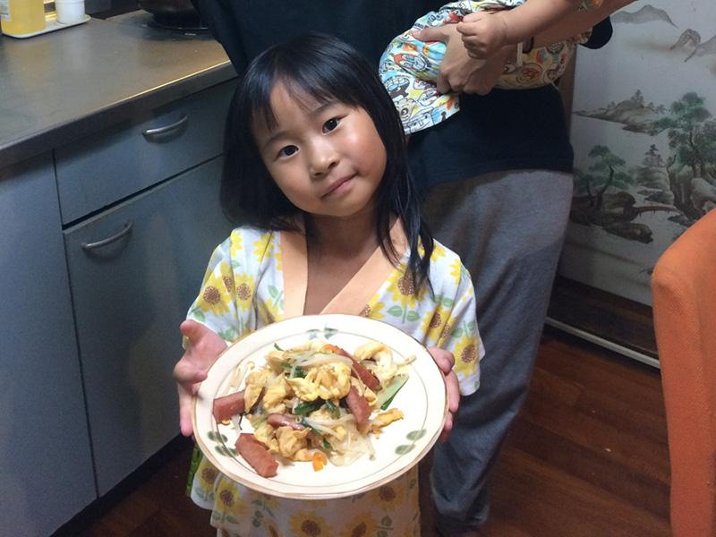 沖縄料理体験♪ 19年9月22日