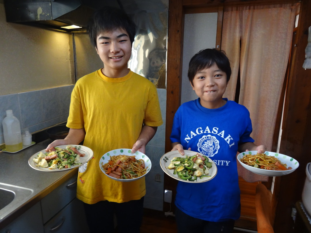 沖縄料理体験♪ 19年11月10日