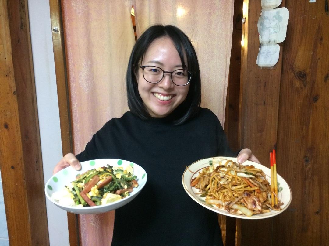 沖縄料理体験♪ 20年〇月△日