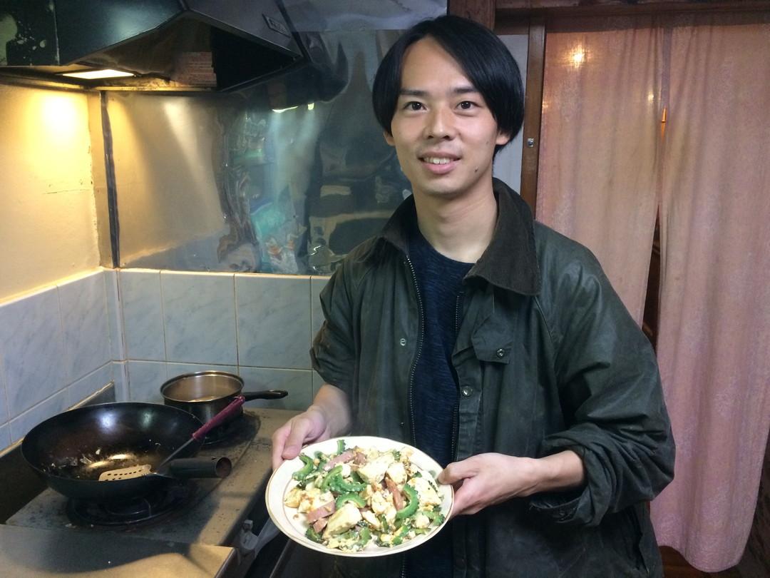 沖縄料理体験♪ 20年3月6日