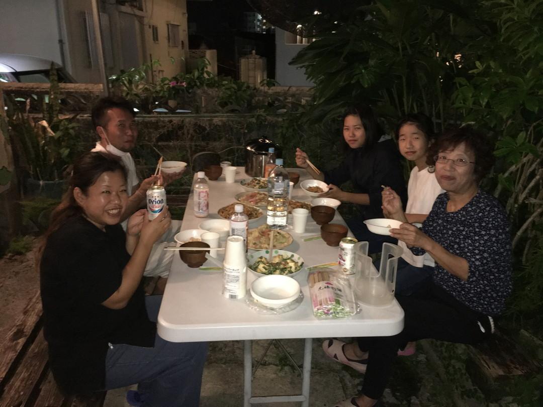 沖縄料理体験♪ 20年10月24日