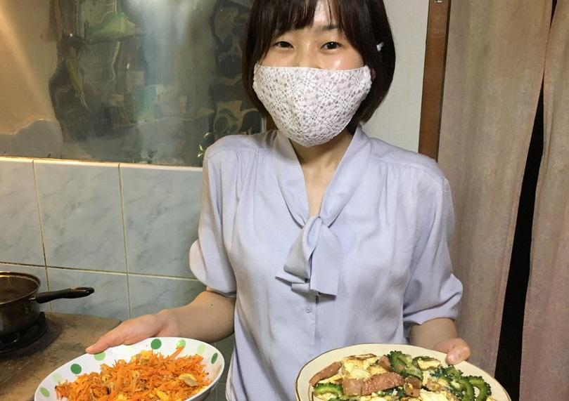 沖縄料理体験♪ 21年3月11日