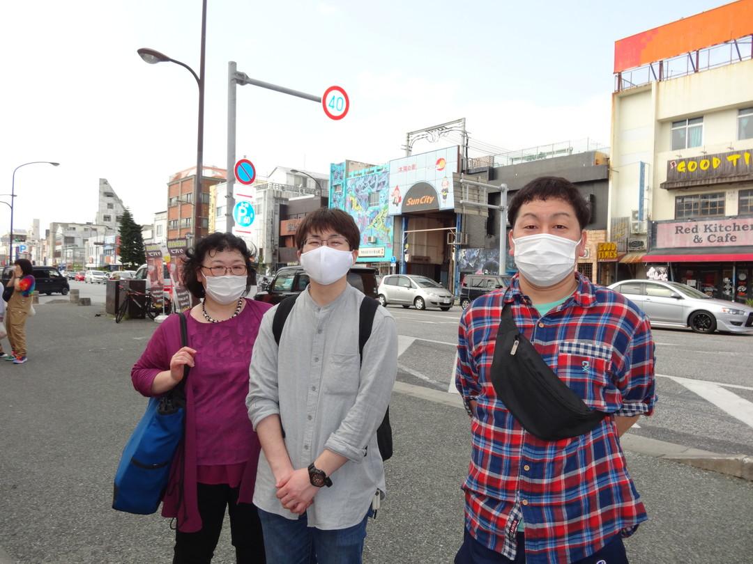 コザまちまーいガイド-戦後コザ編- 21年3月20日