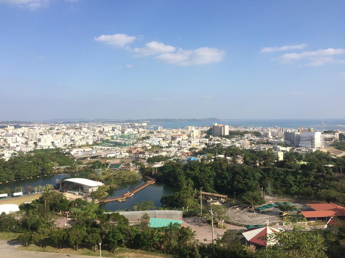 絶景スポットを探せ!沖縄市の高台をめぐる