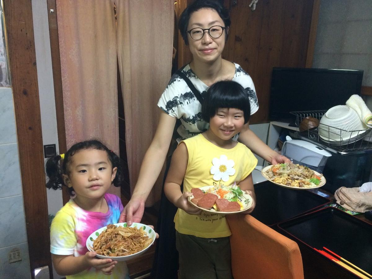 沖縄料理体験♪ 19年10月19日