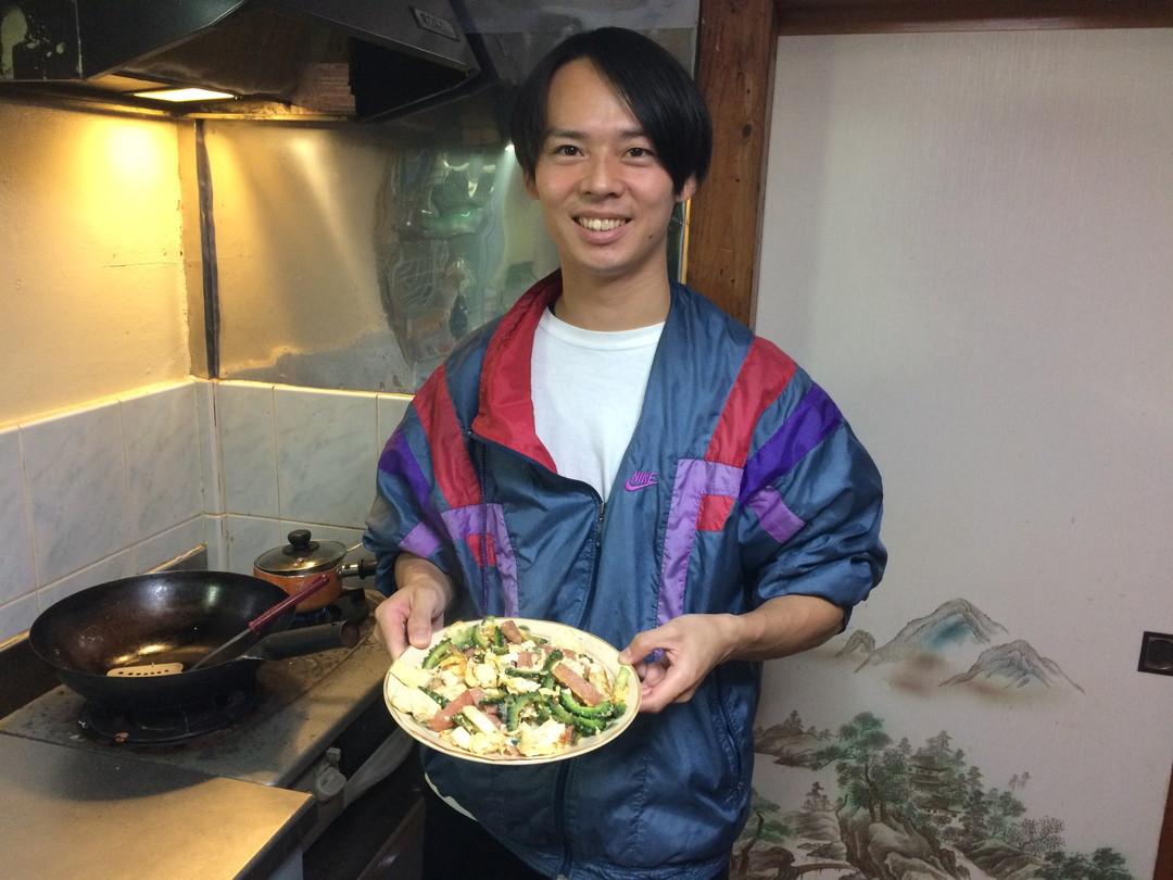 沖縄料理体験♪ 19年12月04日