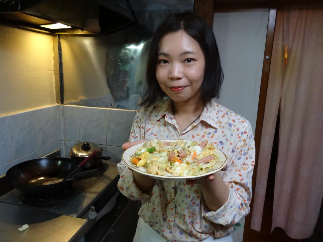 沖縄料理体験♪ 19年12月14日