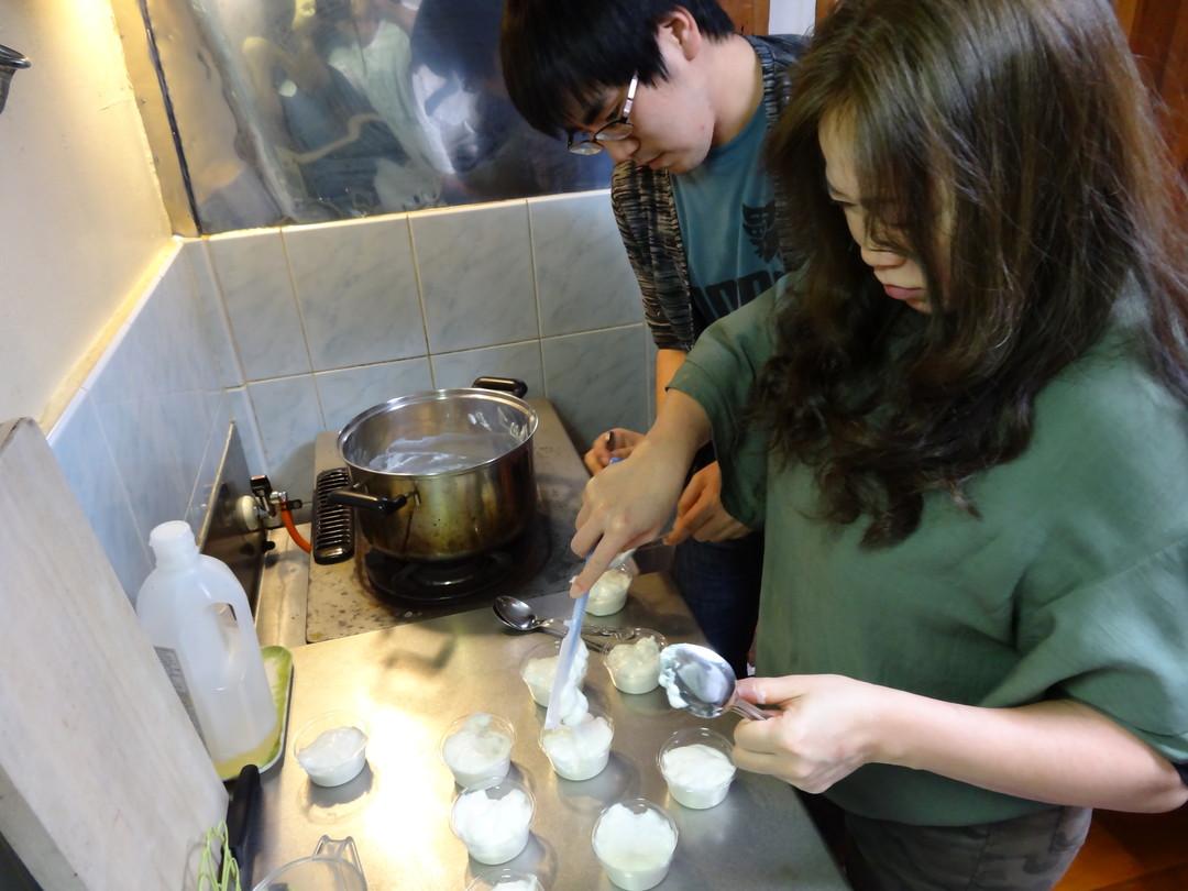 沖縄料理体験♪ 19年12月28日