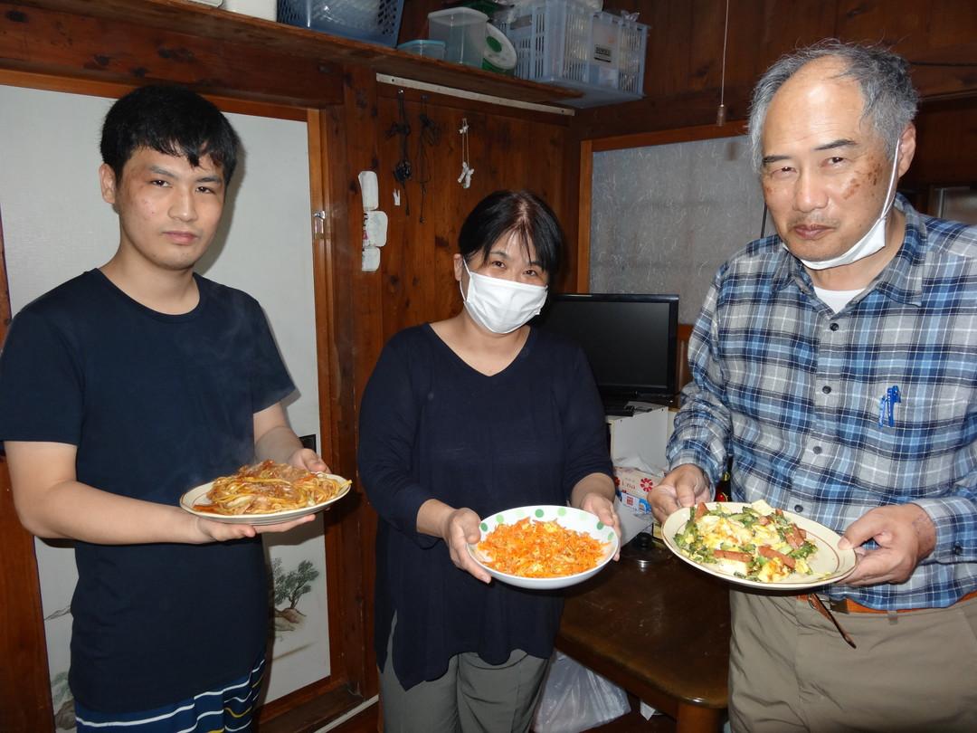 沖縄料理体験♪ 21年3月14日